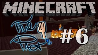 Minecraft The Pact SMP - #6 - Разказаха ни играта в Nether-a