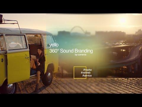Sound Branding für Yello | by comevis