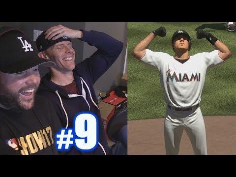 PLAYING FIREBALL IN RETRO MODE!   MLB The Show 17   Retro Mode #9