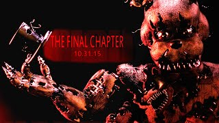 Five Nights at Freddy's 4: THE FINAL CHAPTER Secret NIGHTMARE It's Coming - FNAF 4 CONFIRMED! (2015)