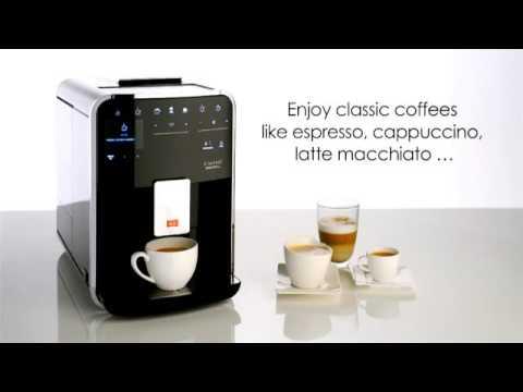 Кофемашина Melitta Caffeo Barista® TSP