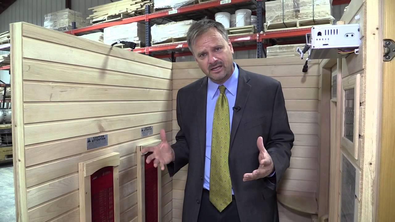 Ceramic Vs Carbon Fibre Saunas Youtube