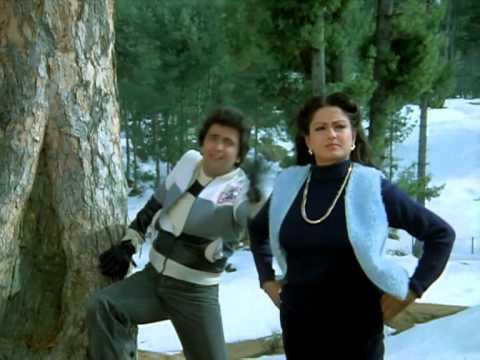 Mausam Pe Jawani - Moushumi Chatterjee - Rishi Kapoor - Do Premee Songs - Asha Bhosle - Mohd