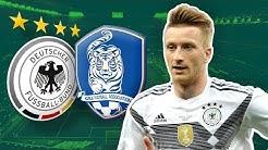 Deutschland vs. Südkorea - Deutschland muss gewinnen! Vorschau mit Stefan Effenberg
