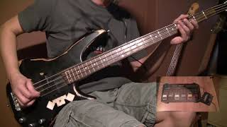 TOOL LATERALUS BASS COVER
