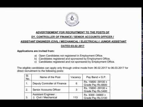 chennai metro water notification 2017