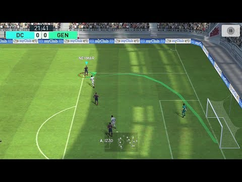 Pes 2018 Pro Evolution Soccer Android Gameplay #4