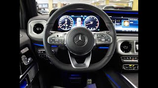 Mercedes-Benz G-kasse III (W463) 2019