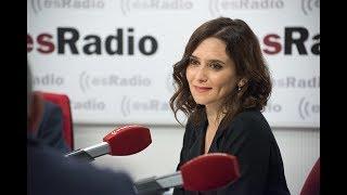 Federico entrevista a Isabel Díaz Ayuso después del 26-M