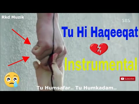 Tu Hi Haqeeqat INSTRUMENTAL😢| Rkd Muzik | Tum Mile | Sad Version | Emraan Hashmi | Piano Cover 2018