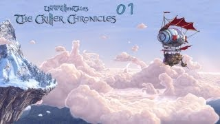 Let's Play The Book of Unwritten Tales: The Critter Chronicles Demo #01 [Deutsch,HD]