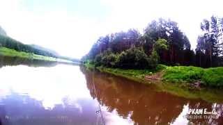 Рибалка на головня на річці Ай в Челябінській області!