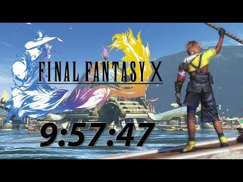 FFX Speedrun (9:57:47) PS4