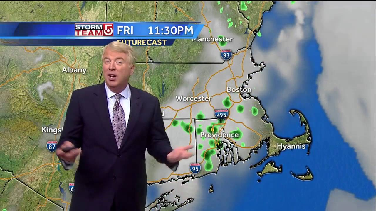 Download Mike's Forecast: Humidity levels start to decline