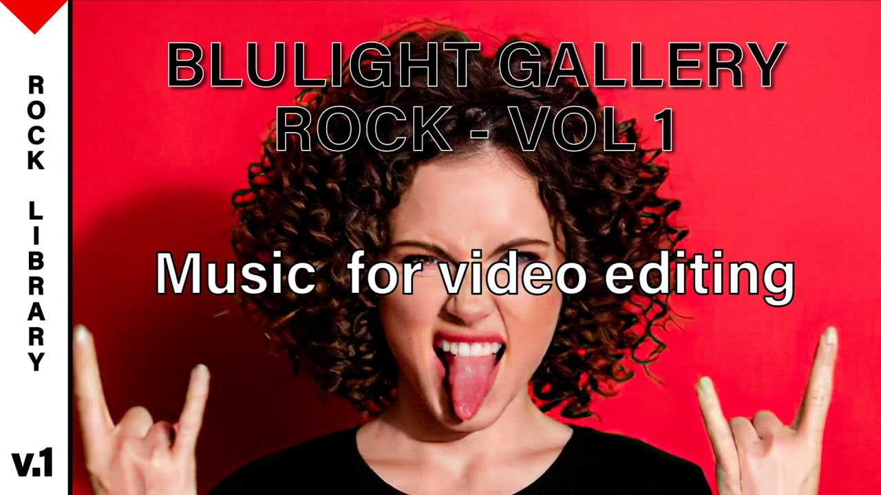 Rock Vol 1 Music For Video Editing Youtube