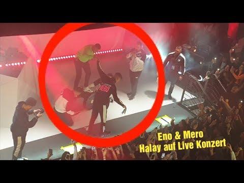 Eno & Mero Halay auf  Live Konzert