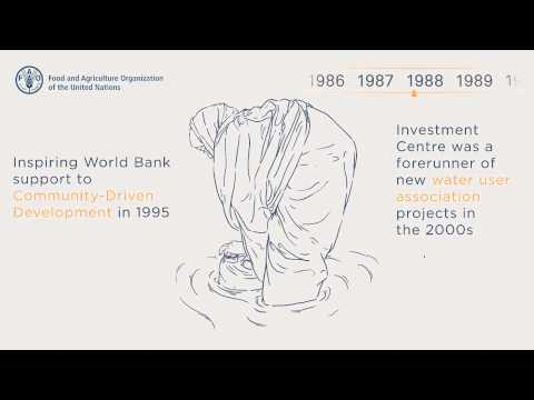 FAO Investment Centre –50 years of promoting investment in agriculture
