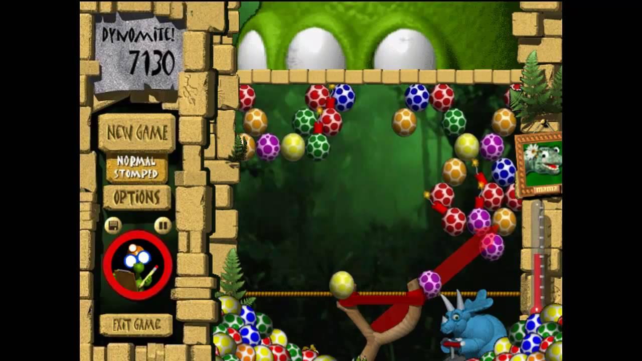 Tải Game Bắn Trứng Khủng Long miễn phí Trên Android – POPCAP Dyanomite Egg Shooter