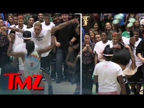 Chris Brown -- Dude Can Dance!!! | TMZ