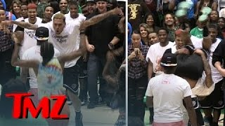 Chris Brown -- Dude Can Dance!!!