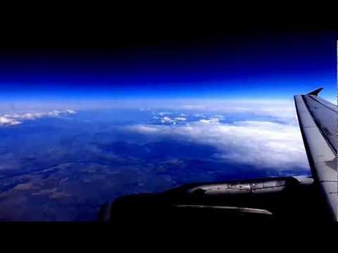 Philadelphia-to-Seattle flight: takeoff 9L, Niagara Falls, Oakville ON, Escanaba MI 2012-05-24