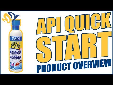 Aquarium Pharmaceuticals API Quick Start Product Overview