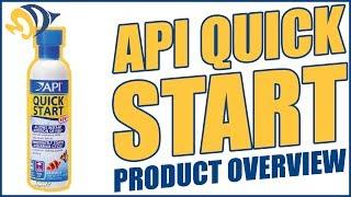Aquarium Pharmaceuticals API Quick Start Product Overview