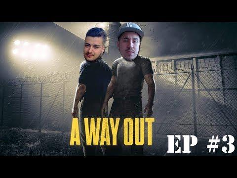 A Way Out | JOC CO-OP CU BERCEA | AM EVADAT! | Ep #3