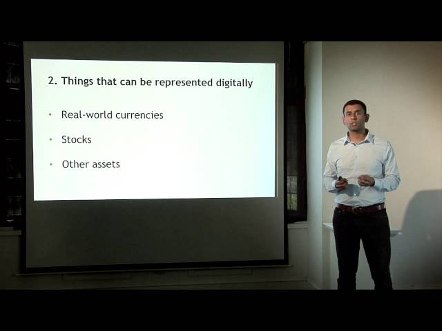 Lecture 11 — The future of Bitcoin?
