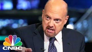 Jim Cramer Blasts Analysts Over Nvidia Revenues Criticism | CNBC
