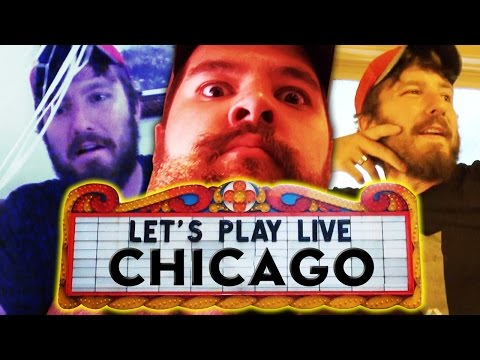 Let's Play Live Chicago Adventures