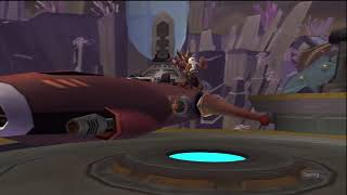Ratchet and Clank : Up Your Arsenal -98- Last Weapon Levels