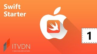 Видео курс Swift Starter. Урок 1. Знакомство с iOS и Swift, Swift PlayGround.