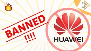 Huawei Banned: Is This the End? [ in HINDI ]