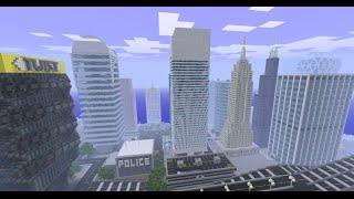 Minecraft comment faire une ville