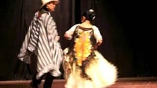 """Desde Paraguay una danza folklorica: """"Carreta Guy"""""""