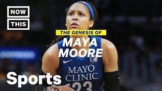 The Genesis of Maya Moore: WNBA Basketball Player | NowThis