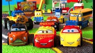 Мультики про Машинки для Детей Тачки Молния Маквин Все серии подряд #14