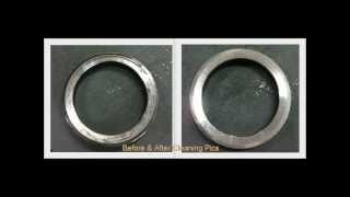 Ultrasonic Cleaning using POWER CLEAN Degreaser from India