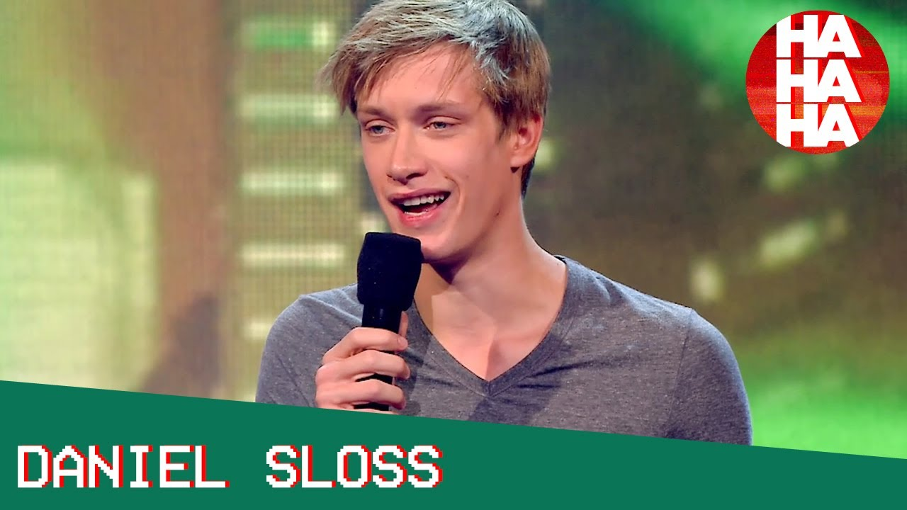 "Daniel Sloss - The Worst Way To Give ""The Talk"""