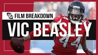 Atlanta Falcons - Evolution of Vic Beasley Film Breakdown - Pt 1