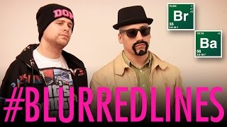 Breaking Bad Music Video - Blurred Lines Parody