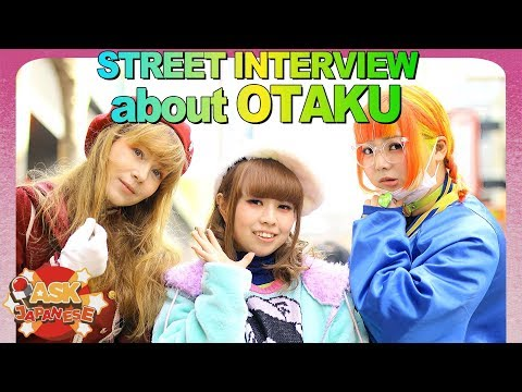 What Japanese Girls Think About OTAKU FOREIGNERS  Ask Japanese About Gaijin Anime Fans