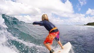 Gromheaven | SURF Kids | Hugo Prins in Maldives