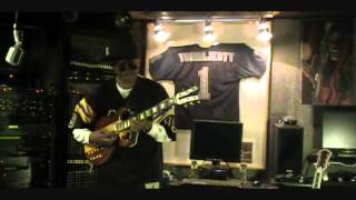Carlos Santana -- Black Magic Woman ( Performed By: YorMajesty )