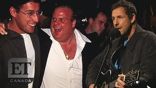 Adam Sandler Honours Chris Farley On 'SNL'