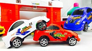 Carros de Carretera para Niños - Coches Infantiles - Autitos de Colores