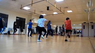 sigala, Ella Eyre, Meghan Trainor - Just Got Paid ft. French Montana /小博 Choreography. Video