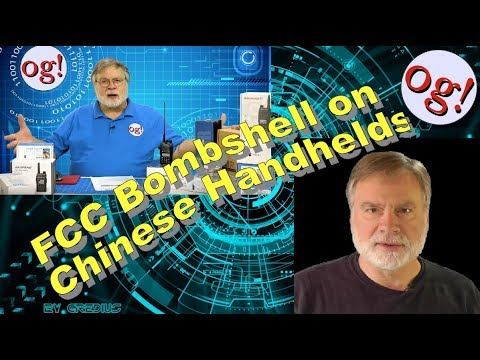 FCC Bombshell On Chinese Handhelds (#174)