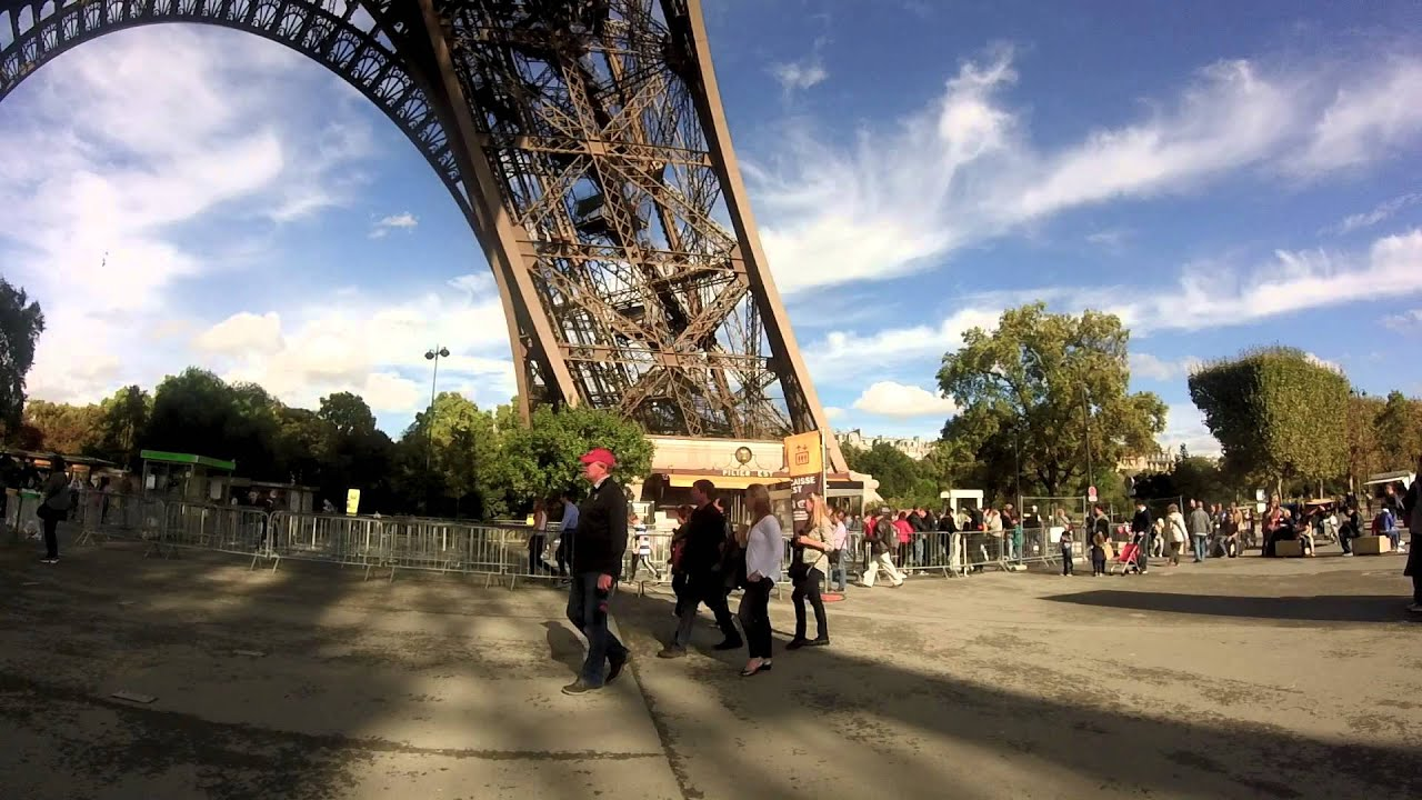 Eiffel Tower Made Who